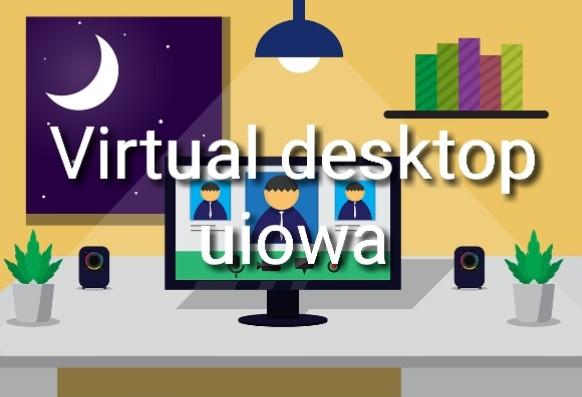 Virtual desktop uiowa