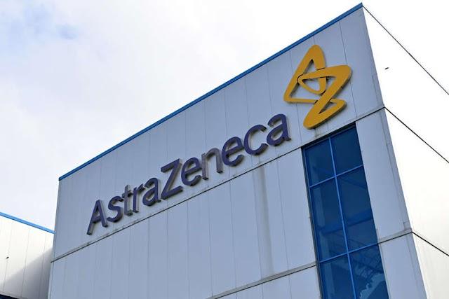 AstraZeneca anunció resultados positivos de un fármaco contra el coronavirus