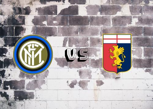 Inter de Milán vs Génova  Resumen y Partido Completo