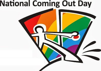 National Coming Out Day - Oct 11 2013 - 20 years!