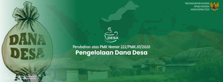 PMK Nomor 69/PMK.07/2021