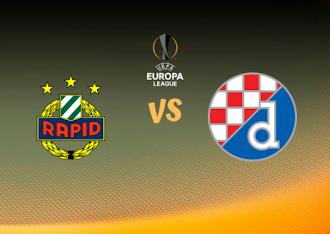 Rapid Viena vs Dinamo Zagreb  Resumen y goles