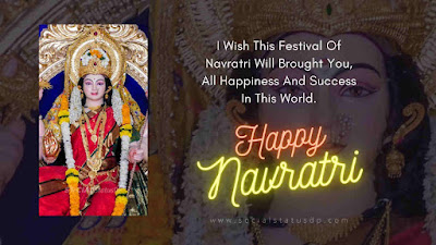 Happy Navratri 2021 Wishes Images Pictures