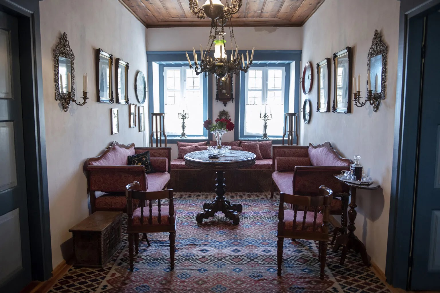Αρχοντικό Ιωαννίδη, ένα σπίτι-μουσείο του 1876 στο Τσεπέλοβο Ζαγορίου!