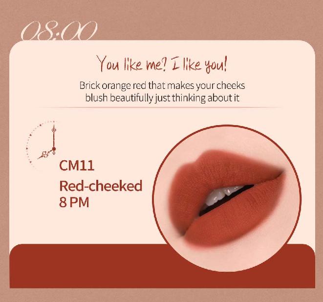 Màu CM11 - Ball Red