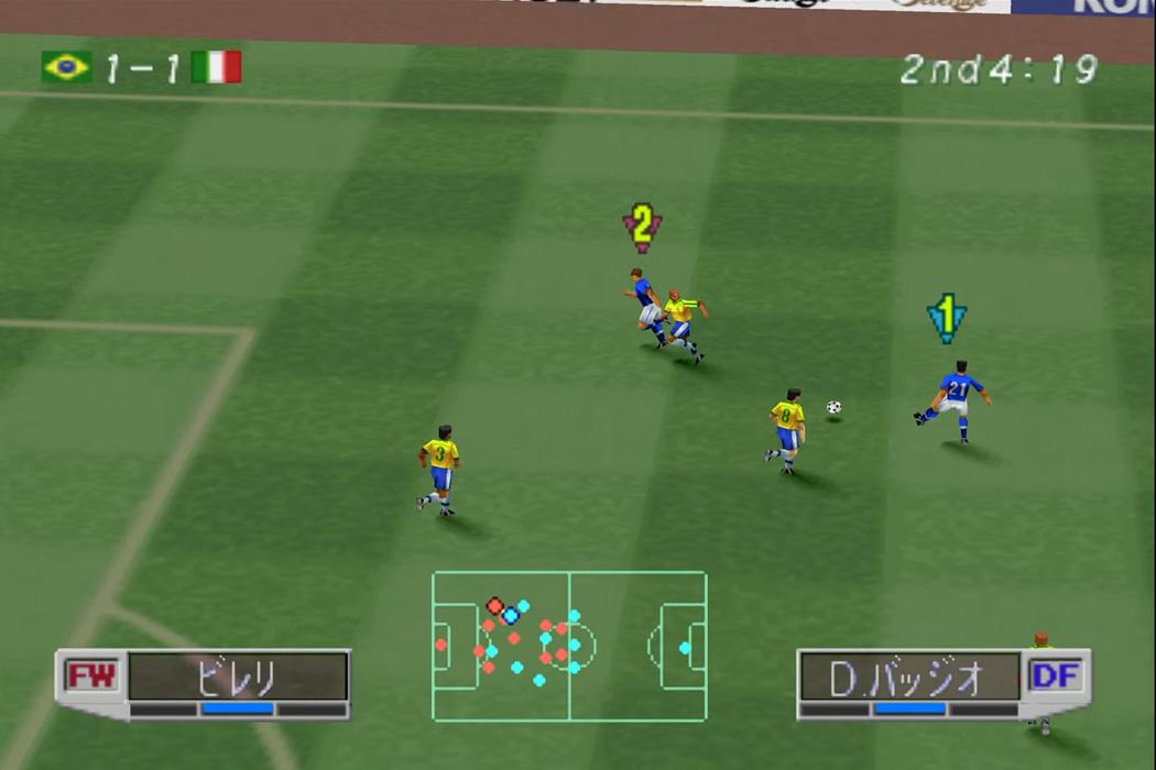 تحميل لعبة Winning Eleven 3 للكمبيوتر