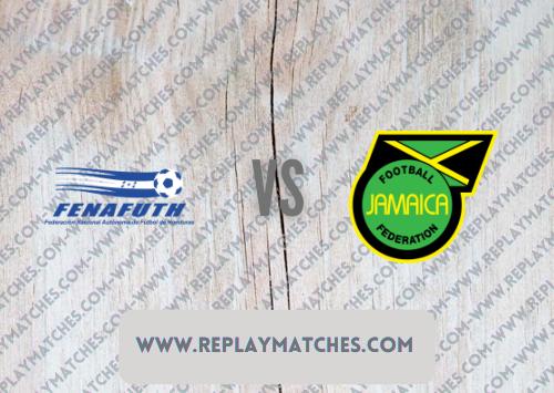 Honduras vs Jamaica Highlights 14 October 2021