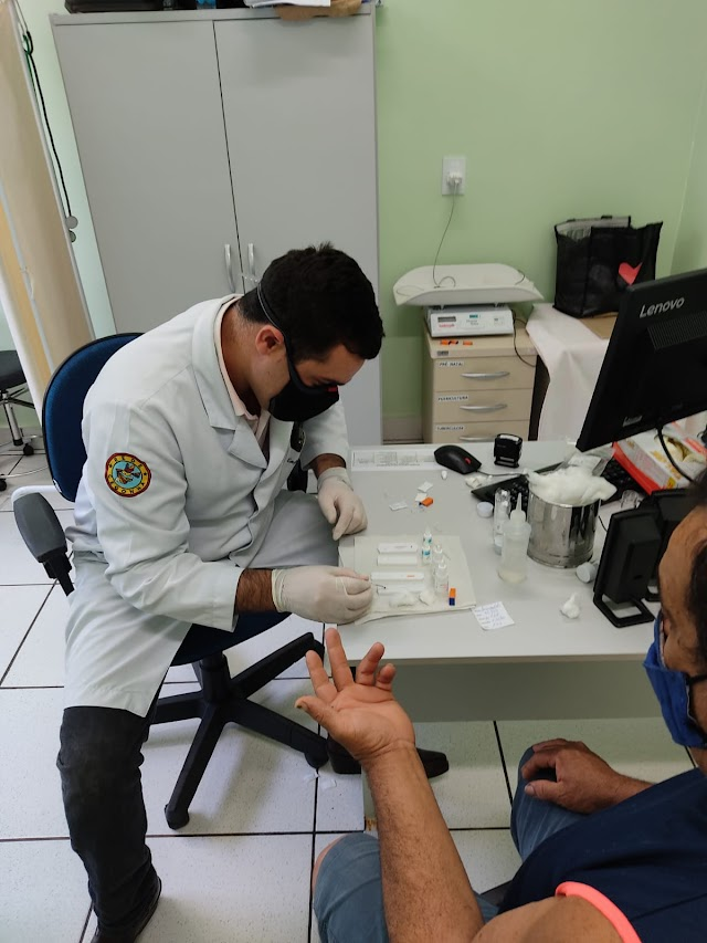 Unidade de Saúde do Cidade Nova promove ações de prevenção à saúde do homem
