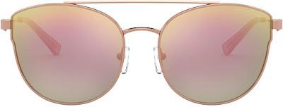 Luxury Armani Cat Eye Sunglasses