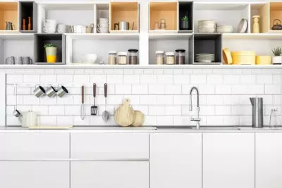 Kitchen drawers designing idea