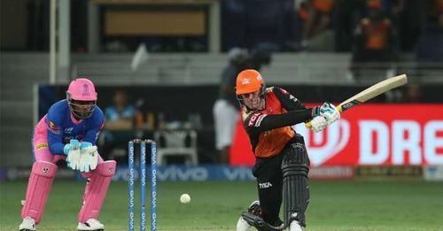"""""""हम तो डूबेंगे सनम तुमको भी ले डूबेंगे"""" सनराइजर्स हैदराबाद ने राजस्थान रॉयल्स को हरा तोड़ा प्लेऑफ का सपना"""