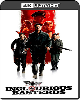 Inglourious Basterds [2009] [UHD] [Latino]