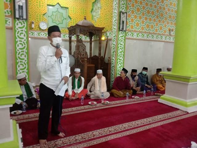 Meriahkan Peringatan Maulid Nabi Muhammad SAW 1443 H, Warga Pawai Kembang Telor