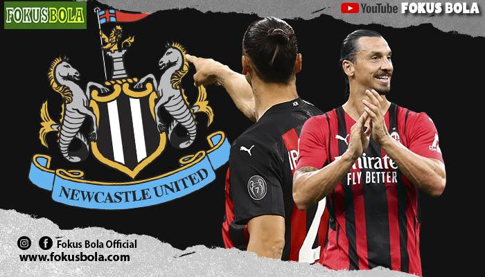 Ibrahimovic Ke Premier League Gabung Newcastle United