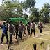 Polres Ngawi Lakukan Pengamanan Proses Pemakaman Sesepuh PSHT