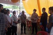 Prioritaskan Desa Pemilihan, Polsek Carenang Gelar Vaksin Presisi di Desa Ragas