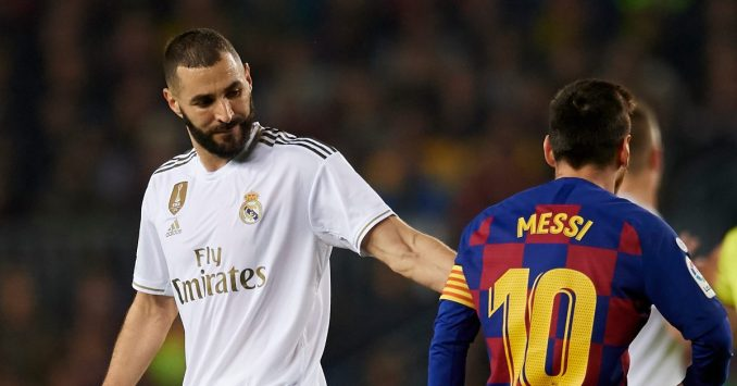 Benzema reveals his 'dream' to win the Ballon d'Or after Lionel Messi praised for forward