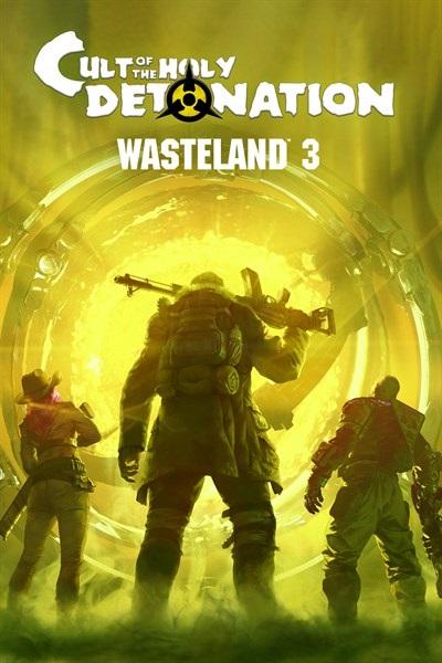 Baixar Wasteland 3: Cult of the Holy Detonation Torrent (PC)
