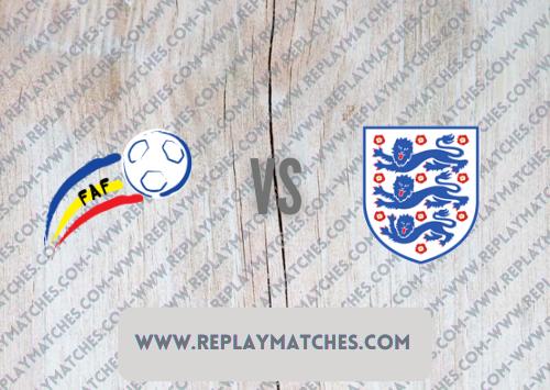 Andorra vs England Full Match & Highlights 09 October 2021