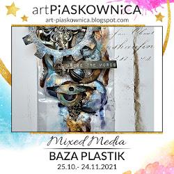 MIXED MEDIA - BAZA plastik