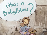 Apa Itu Baby Blues: Gejala dan Cara Mengatasinya