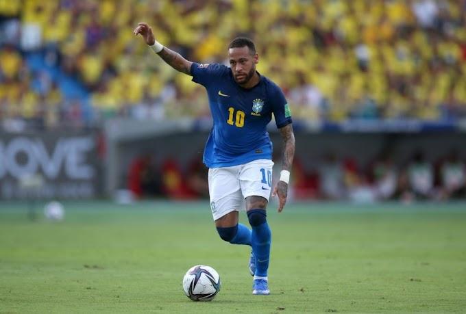 Em partida fraca, Brasil empata contra a Colômbia
