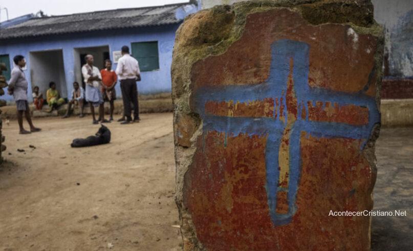 Persecución de cristianos en la India