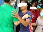 Dugaan  Perampokan Terjadi  di Money Changer PT MIMC Manado