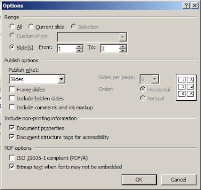 Cara Mengubah 2 Slide PowerPoint Menjadi 1 File PDF