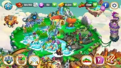 تحميل لعبة dragon city مهكرة