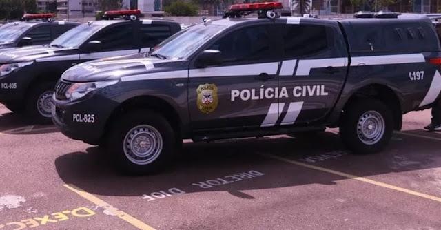 NA CADEIA: Acusado de estuprar duas crianças, homem é preso pela Polícia Civil