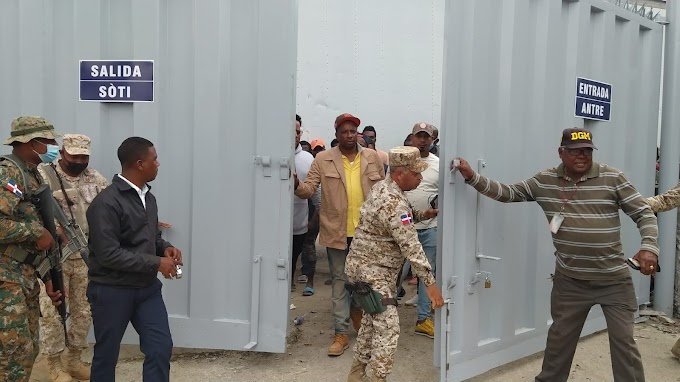 Reabren puerta fronteriza en Elías Piña