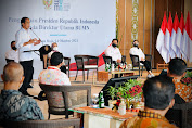 Presiden Jokowi Dorong BUMN Bersaing di Kancah Internasional
