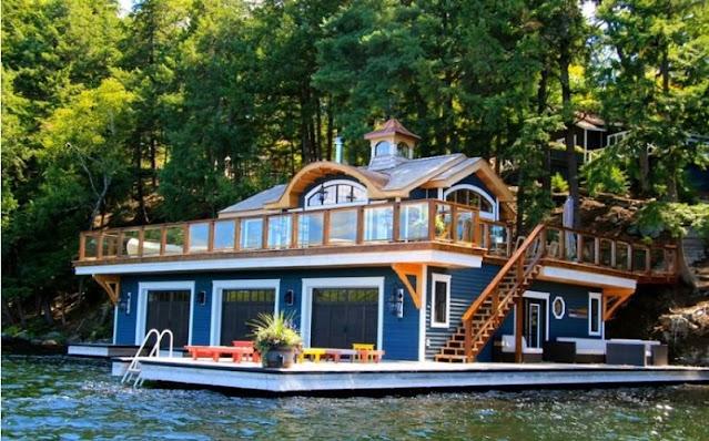 best small lake docks