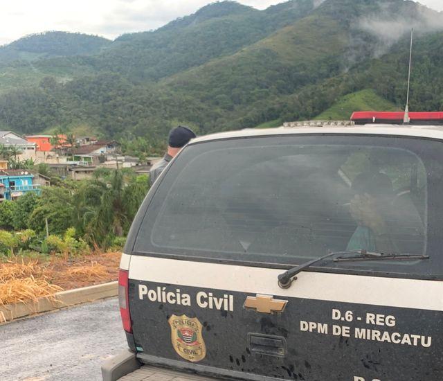 Polícia Civil captura foragido por homicídio em Miracatu