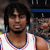 NBA 2K22 TYRESE MAXEY CYBERFACE, HAIR AND BODY MODEL BY PPP