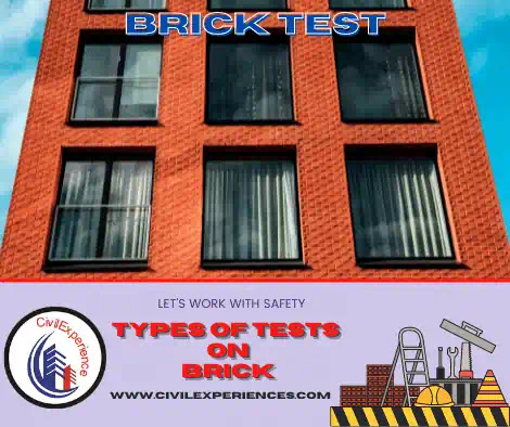 Brick Test   10 Types of Tests on Bricks   How To Check Quality Of Bricks