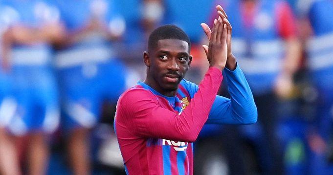 Confirmed: Barcelona struggling problem with Dembele extension