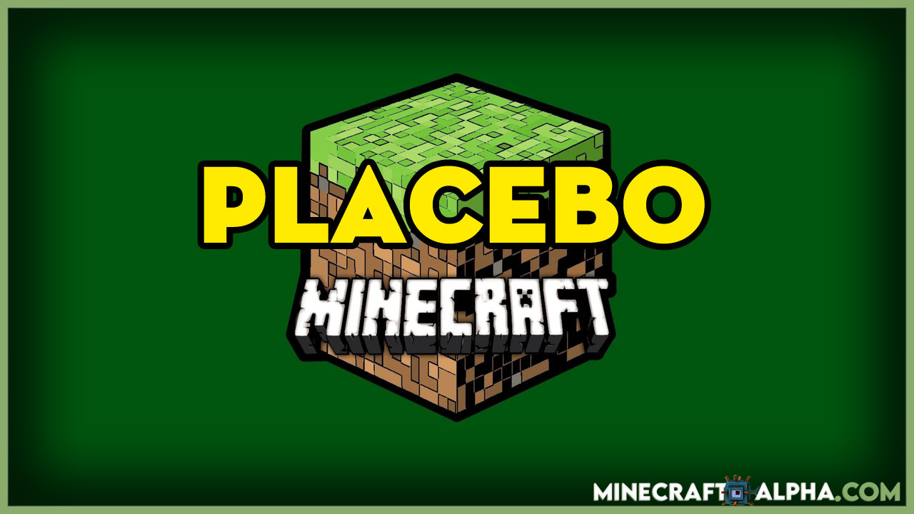 Minecraft Placebo 1.17.1(Library for Shadows_Of_Fire's)