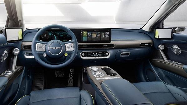 Interior Genesis GV60