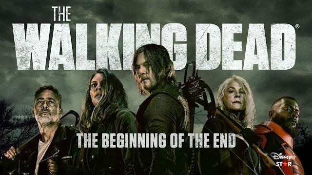 The Walking Dead - 11ª temporada (parte 1)
