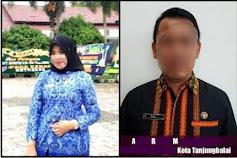 Cinta Terlarang Bu Camat Dengan Pejabat Suami DPRD Tanjung Balai Hingga Dianiaya