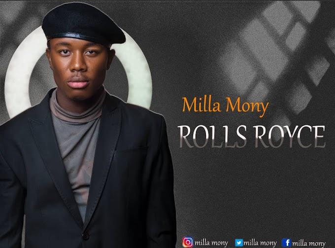 Milla Mony - Rolls Royce (prod. UkTheSoundPrince)