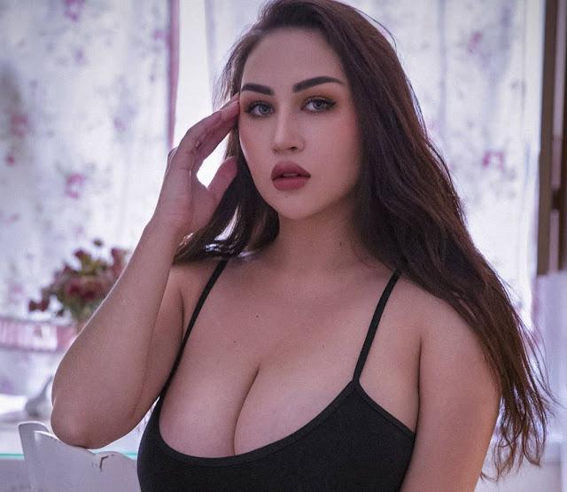 Model Louisa Khovanski Explicit Shower OnlyFans Video Leak Goes Viral