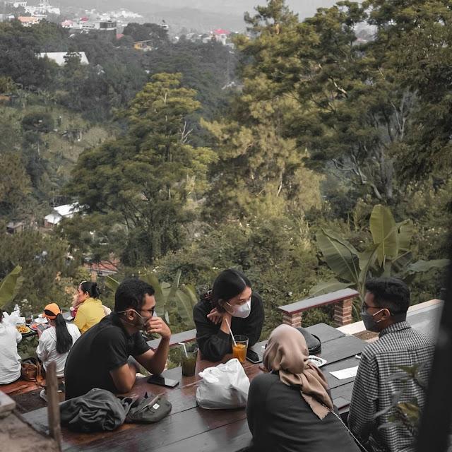 Cafe Asa'an Kopi Bandung