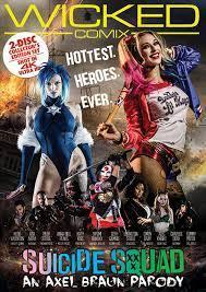 Download 18+ Suicide Squad XXX: An Axel Braun Parody (2016) Full Movie BluRay 720p [1GB]