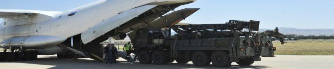 Turkey's Russian Air Defence Systems And U.S. Response