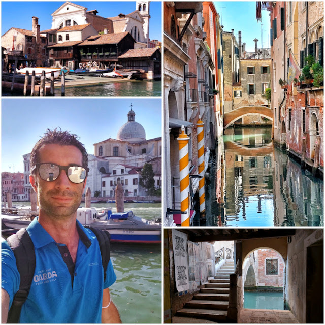 venezia passeggiate