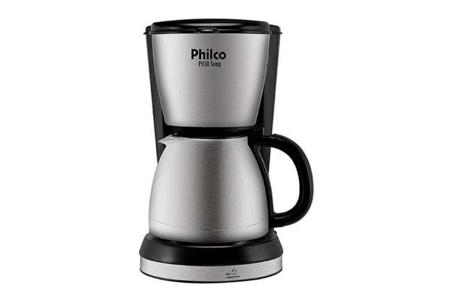 Cafeteira com jarra de inox Philco Ph30