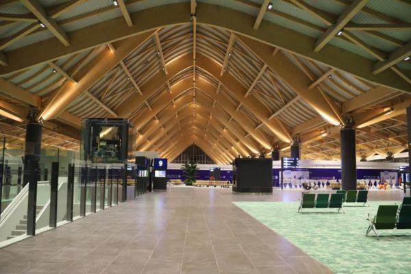 New Clark Int'l Airport, pasok sa Prix Versailles Awards 2021 sa Paris, France